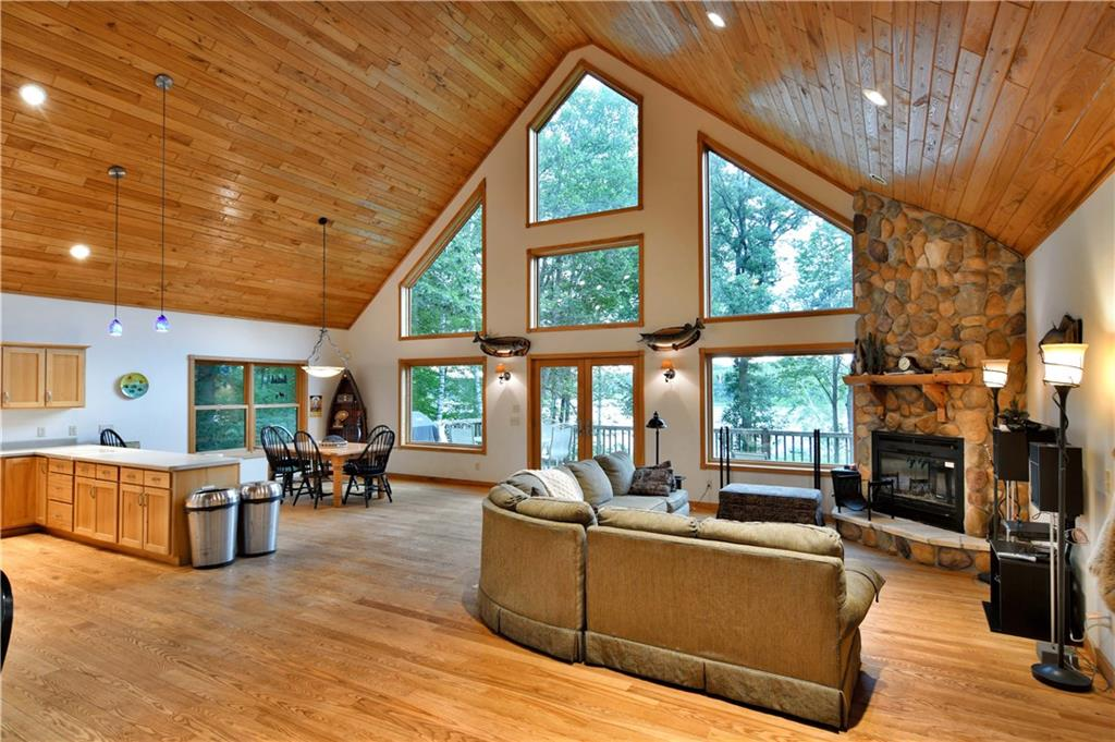 lake home for sale with casey watters